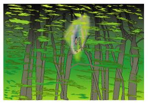ぼく、本だいすき『森の声』