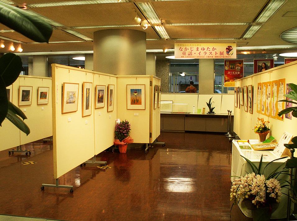 朝日新聞大阪本社展