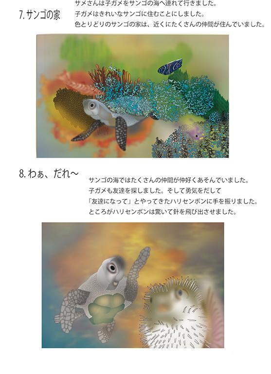 『アカウミガメの物語』画像04