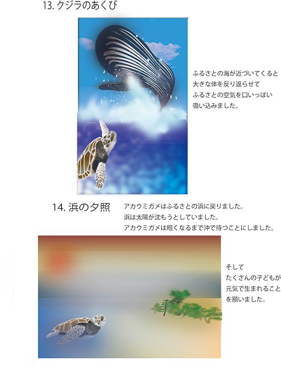 『アカウミガメの物語』画像07